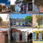 Calle Lanin Barracas
