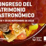 Congreso del Patrimonio Gastronómico 2018