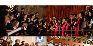Los Coros nacionales darán conciertos gratis con temas navideños