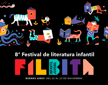 Festival de Literatura Infantil - Filbita - hasta el 25/11/2018