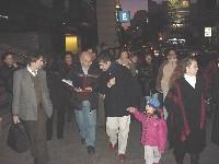www.barriada.com.ar Feletti visita obra en Abasto