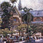Iglesia Caacupe por Patricia Illa