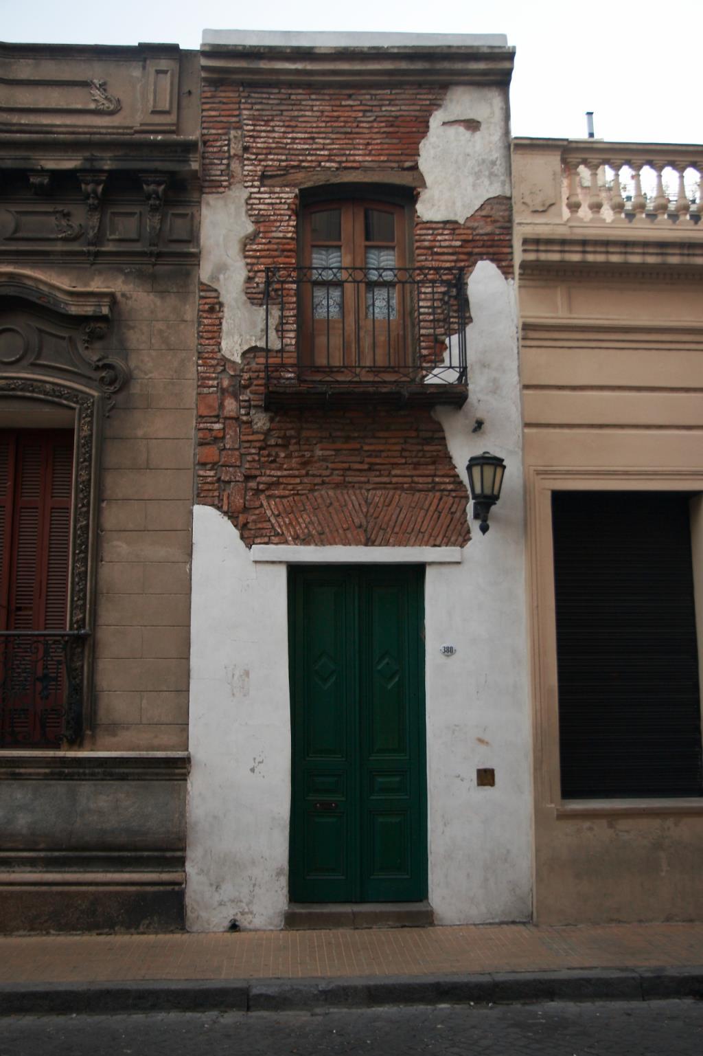La Casa Mínima en Pasaje San Lorenzo 380, barrio de San Telmo