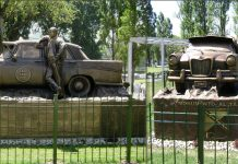 Monumento Al Taxista