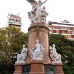 Monumento de Francia a La Argentina