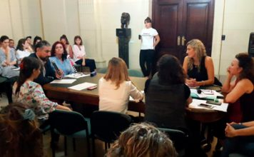 El protocolo de prevención de violencia de género cerca de ser ley en la CABA