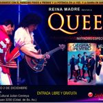 Reina Madre, banda tributo a Queen en el Centeya