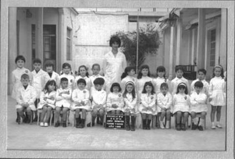 fotos de la primaria en la escuela Mariano Acha