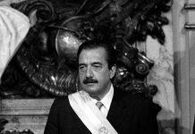 Raul Ricardo Alfonsin1983
