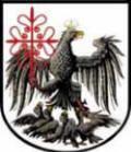 Escudo de armas determinado el 20 de octubre de 1580 por Garay y los concurrentes al cabildo