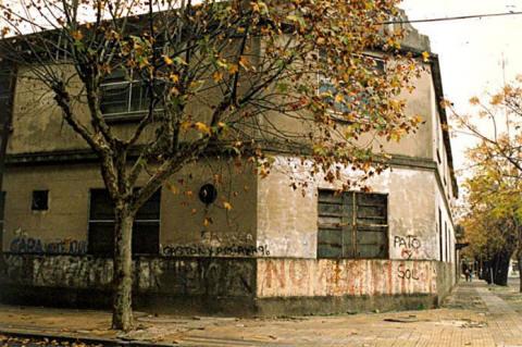 edificio Griet en 1999