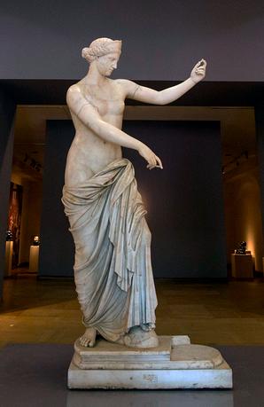 Afrodita de Capua en el Bellas Artes