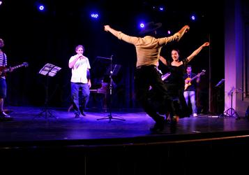 El Centro Cultural Sur cierra el año con una Gran Peña Folklórica