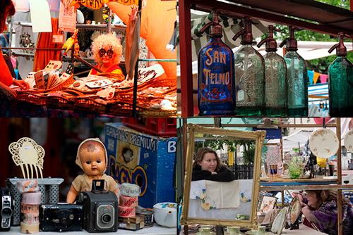 Feria San Pedro Telmo