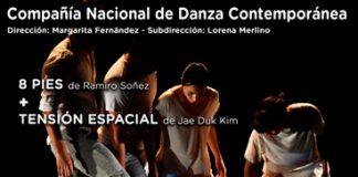 10 años - Compañía Nacional de Danza Contemporánea