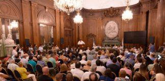 Se realizó la Audiencia Pública por el futuro del Mercado de Hacienda