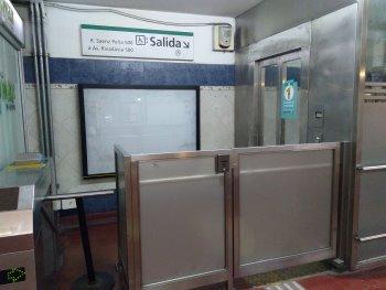 Metrovías no devuelve el dinero del boleto si no funciona escalera o elevador