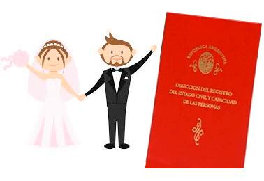 Nuevos mandatos cívicos matrimoniales en la CABA