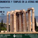"""Charla """"Los monumentos y templos de la Atenas moderna"""" en La Friulana"""