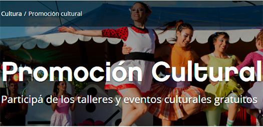 alleres Culturales de la Ciudad 2019