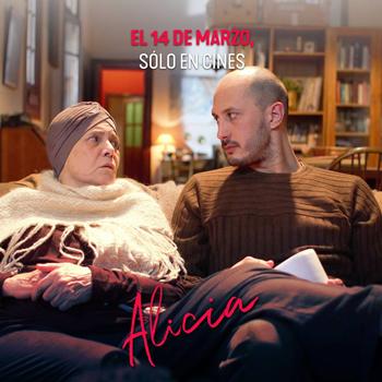 """""""Alicia"""" el film de Alejandro Rath"""