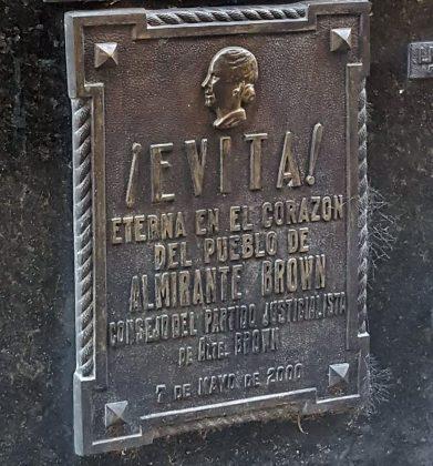 Cementerio de La Recoleta, foto Carolina Arnedo