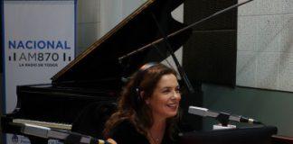 Sandra Mihanovich dará un show gratuito en Radio Nacional