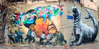 Los ganadores de Barrios Creativos te llevan a conocer el barrio