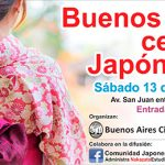 Buenos Aires Celebra a Japón