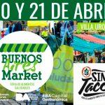 Villa Urquiza recibe a la Feria SIN TACC