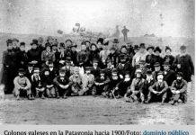 Los Galeses en la Argentina por Mabel Alicia Crego