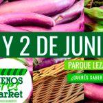 1 y 2 de junio: Parque Lezama recibe al Buenos Aires Market