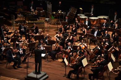 Orquesta Sinfónica Nacional en el CCK el 31 de mayo