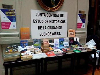 XIII Feria y Exposición del Libro de Historia de la Ciudad