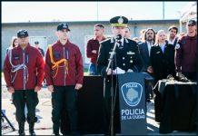 Asumieron los nuevos jefe y subjefe de la Policía de la Ciudad