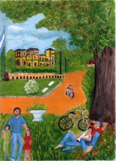 Bicicletas Parque Avellaneda