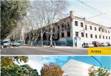 Autorización a la Ciudad para contraer deuda y remodelar la ex cárcel de Caseros