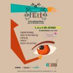 """Del 7 al 9 de junio se realiza """"FIDeL"""" la Feria Independiente por el Derecho a Leer"""