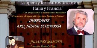 La ópera y los teatros líricos en Italia y Francia