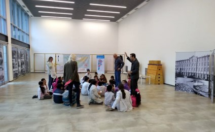El Museo de la inmigración presente en la Villa 31