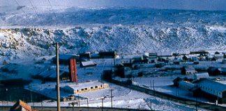 Copahue: el primer lugar del mundo con calles calefaccionadas