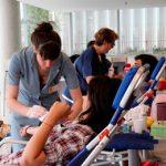 Jornadas de donación en la Ciudad por el Día Mundial del Donante de Sangre