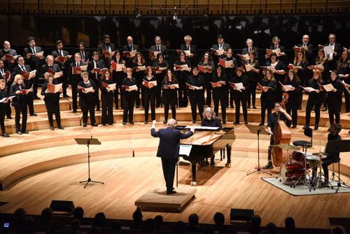 Coro Polifónico Nacional - Obras de H. Berliez y G Rossini - 2 y 16 de agosto