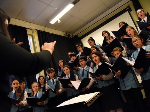 El Coro Nacional de Niños hará 3 conciertos en julio 2019