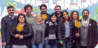 Presentación de la lista Unidad Ciudadana del Frente de Todos para Comuna 15