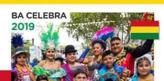 BA Celebra Bolivia el domingo 1 de septiembre 2019
