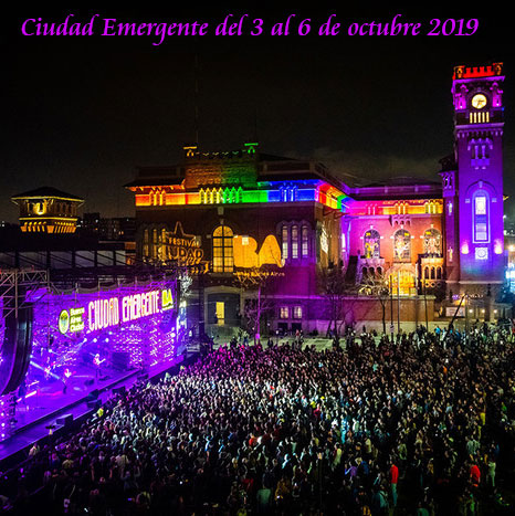 Festival Ciudad Emergente 2019