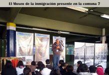 El Museo de la inmigración presente en la comuna 7