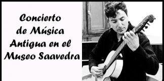 Concierto de música antigua en el Museo Saavedra