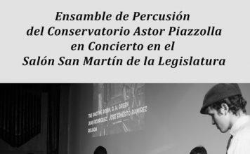 Concierto de Música Clásica en la Legislatura porteña